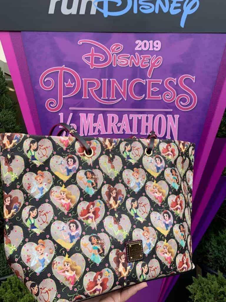 Princess Half Marathon 2019 Tote