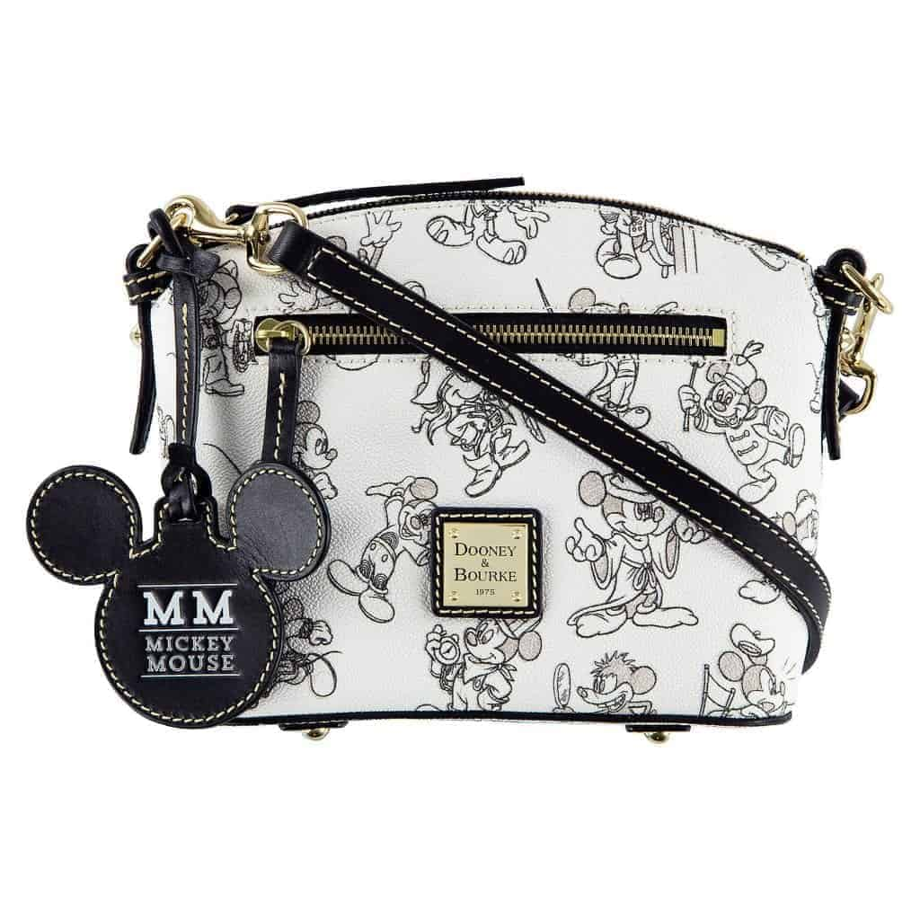 Mickey 90th Anniversary Crossbody Satchel