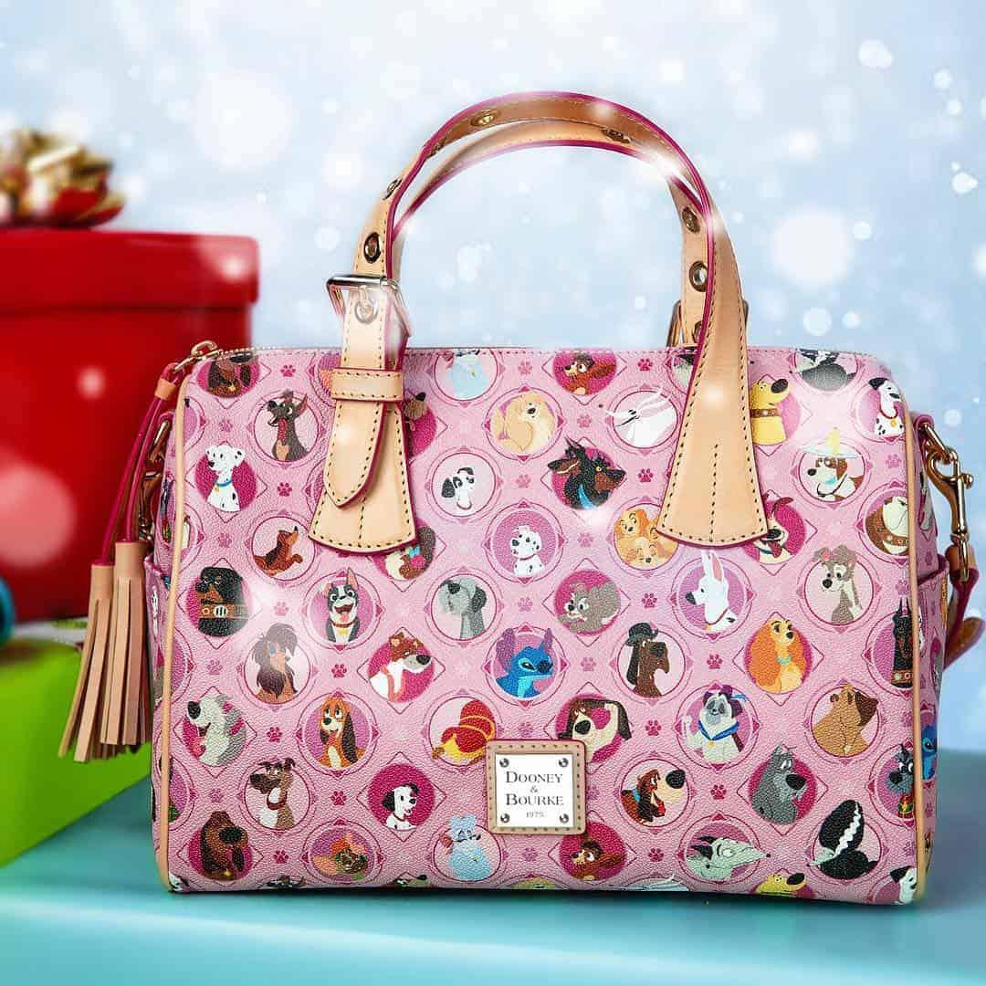 Disney Dooney And Bourke Disney Dogs Pink Disney Dooney Amp Bourke Guide