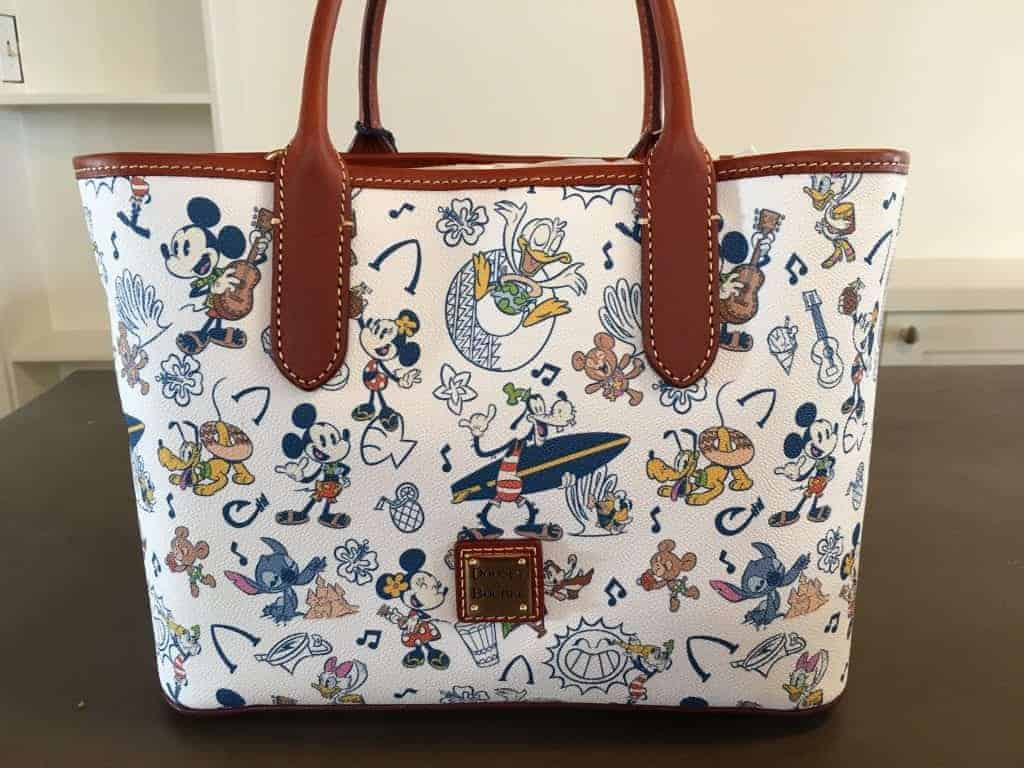 Aulani Mickey & Friends Large Tote