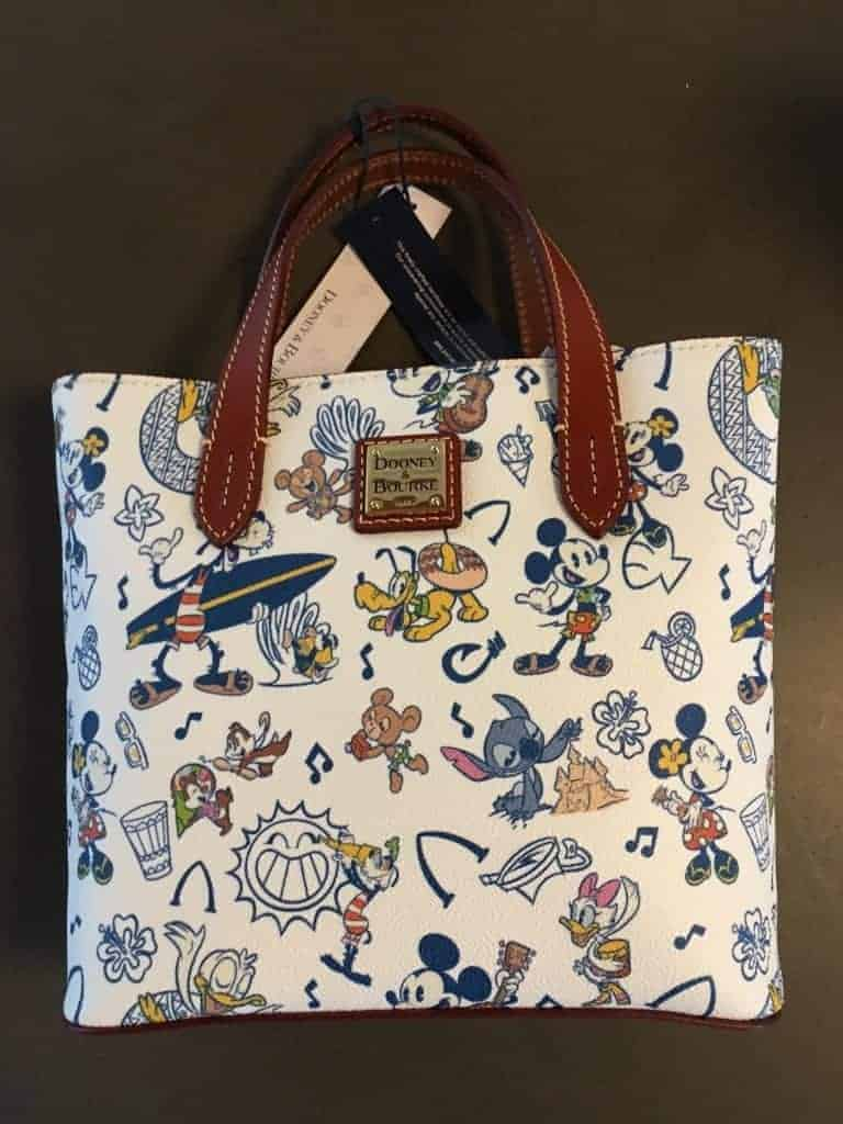 Aulani Mickey & Friends Mini Tote