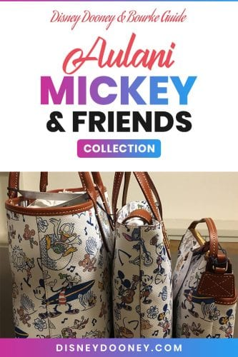 Pin me - Disney Dooney and Bourke Aulani Mickey & Friends Collection