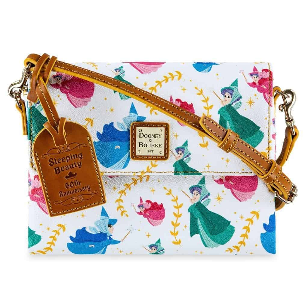 Sleeping Beauty 60th Anniversary Crossbody