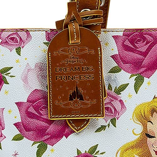 Sleeping Beauty Hang Tag (back)