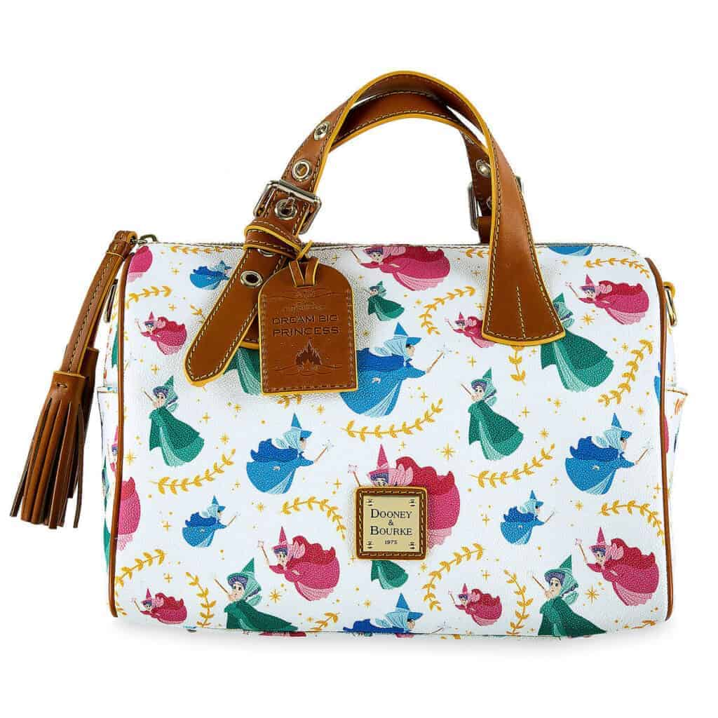 Sleeping Beauty Satchel