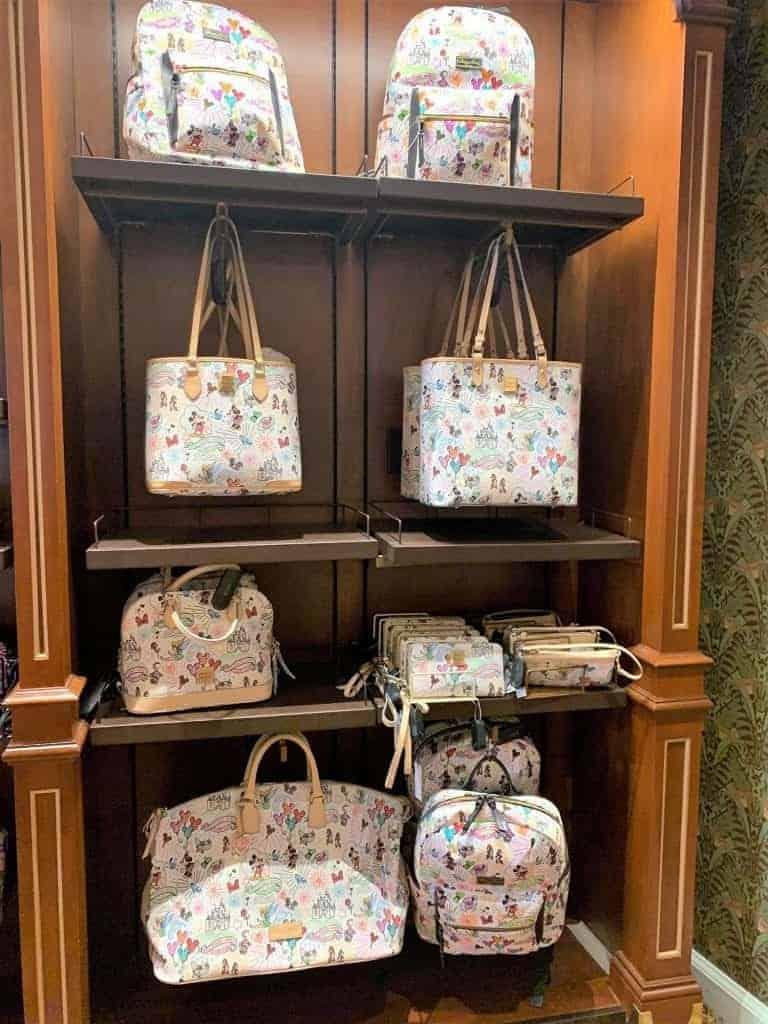 Disney Dooney & Bourke Bags at Disney World - Feb 2019
