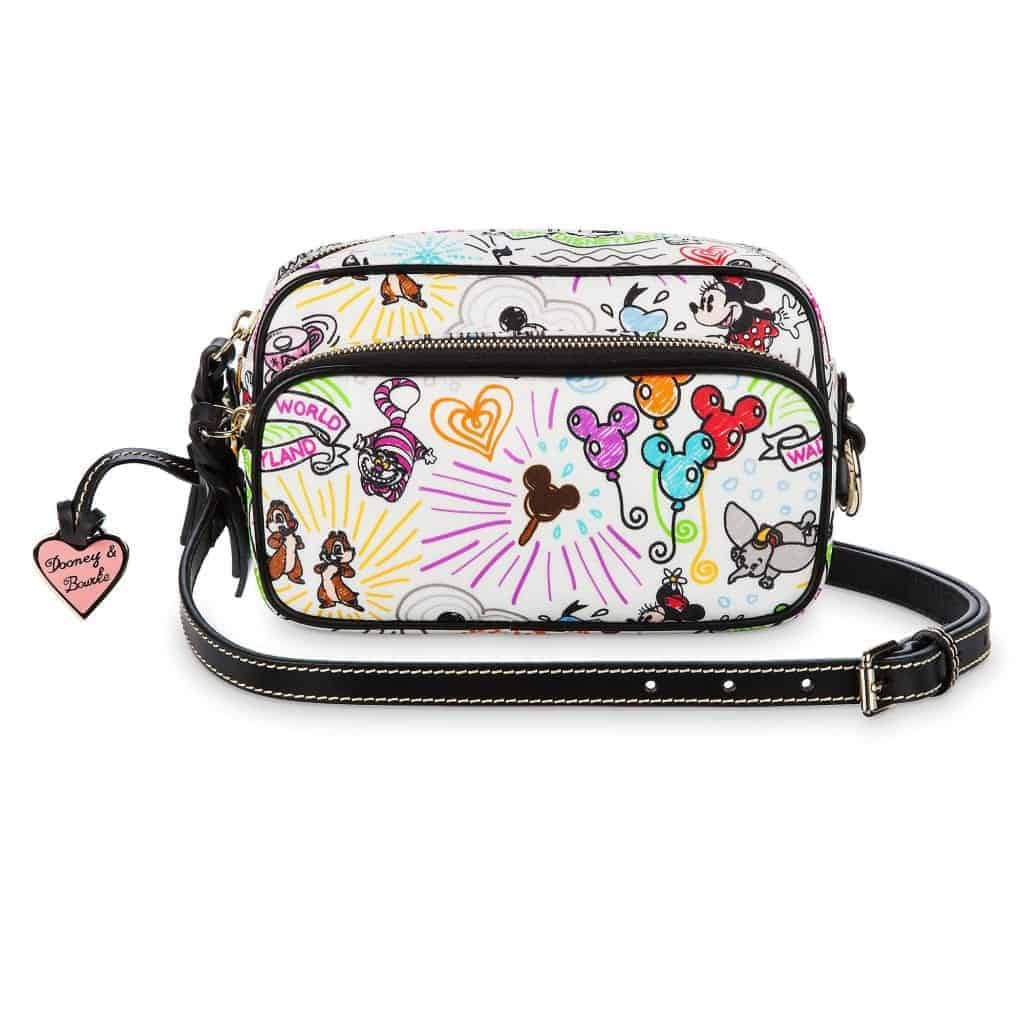 Disney Sketch Hip Pack