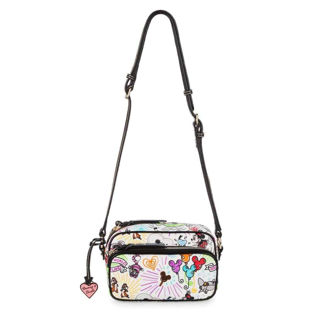 Disney Sketch Hip Pack Strap