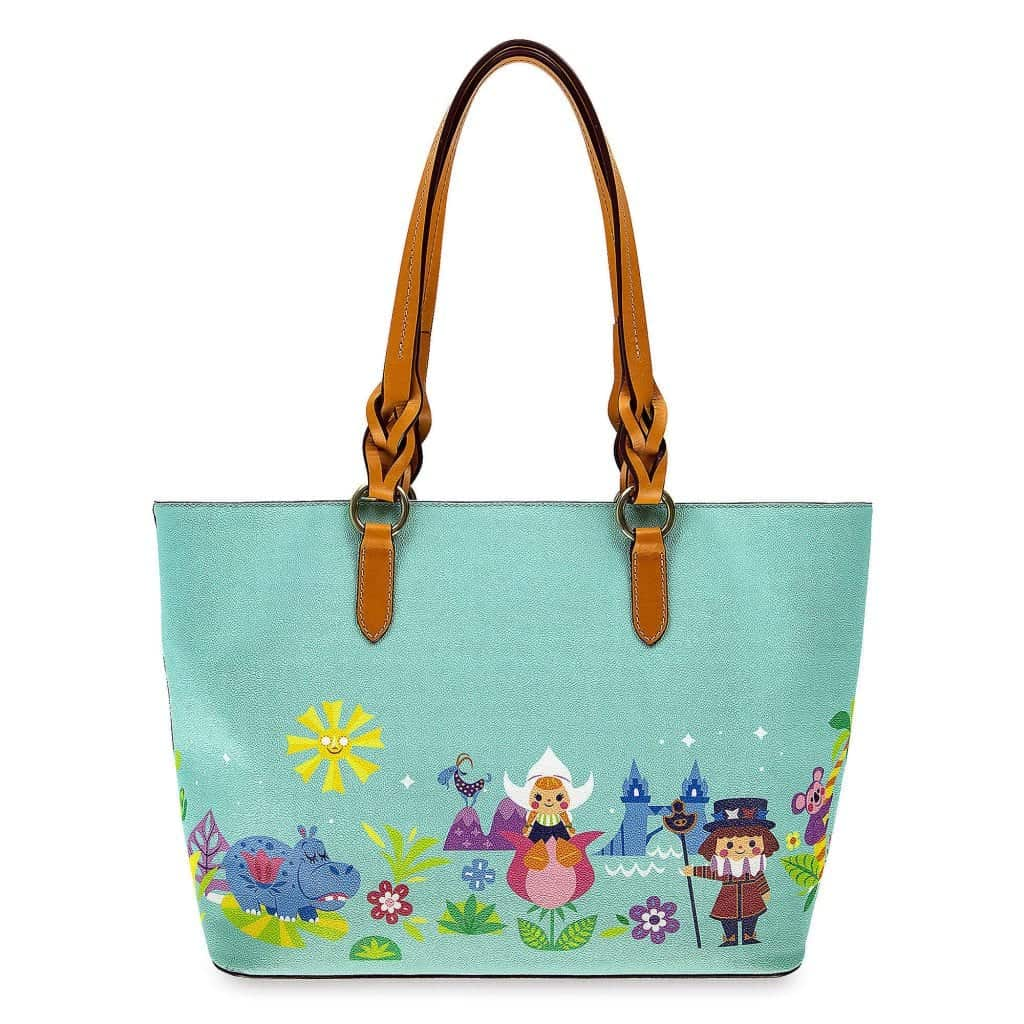 It's a Small World 2019 Tote (back)