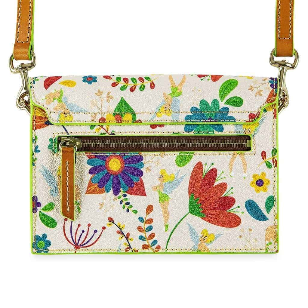 Tinker Bell Flower & Garden 2019 Crossbody (back)
