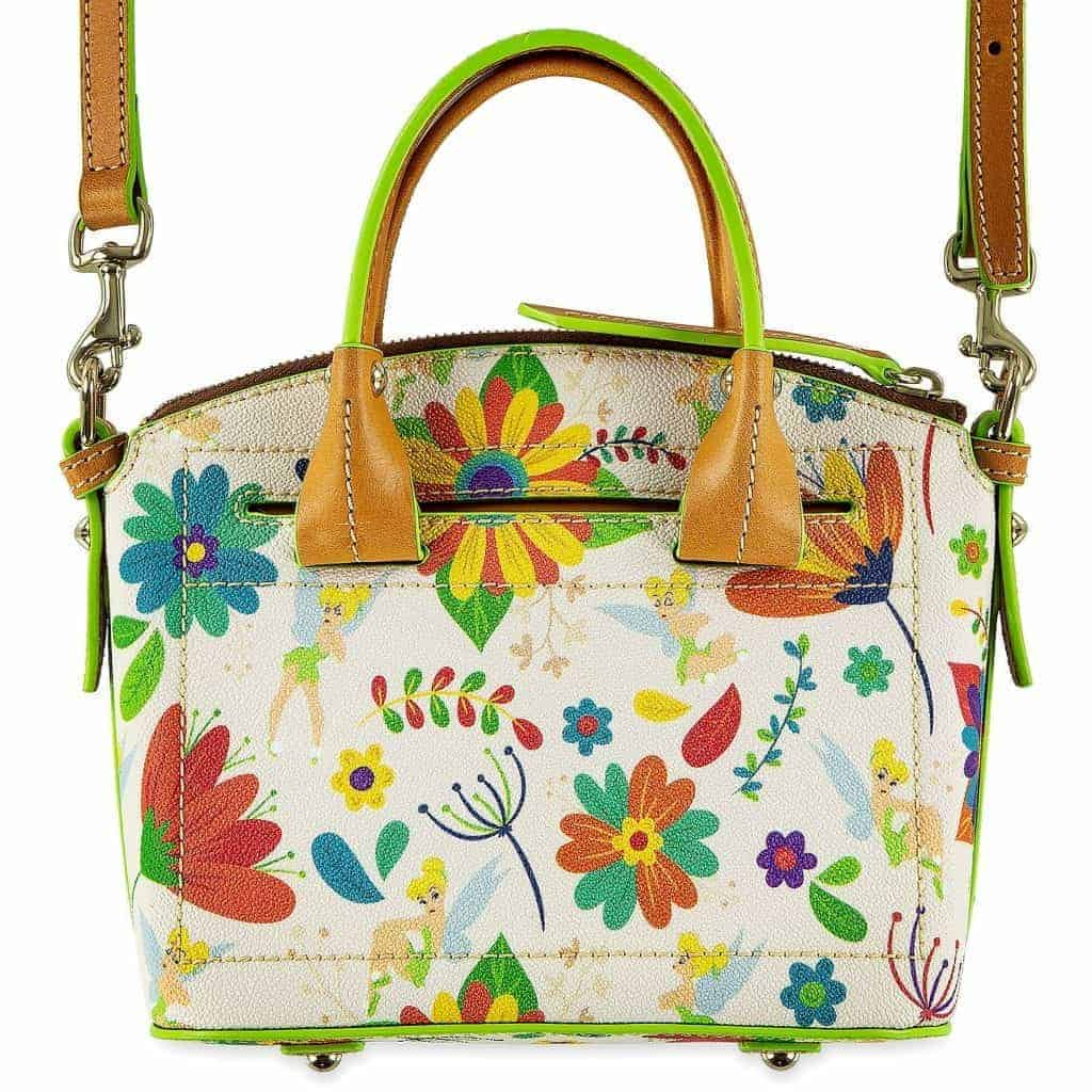 Tinker Bell Flower & Garden 2019 Satchel (back)