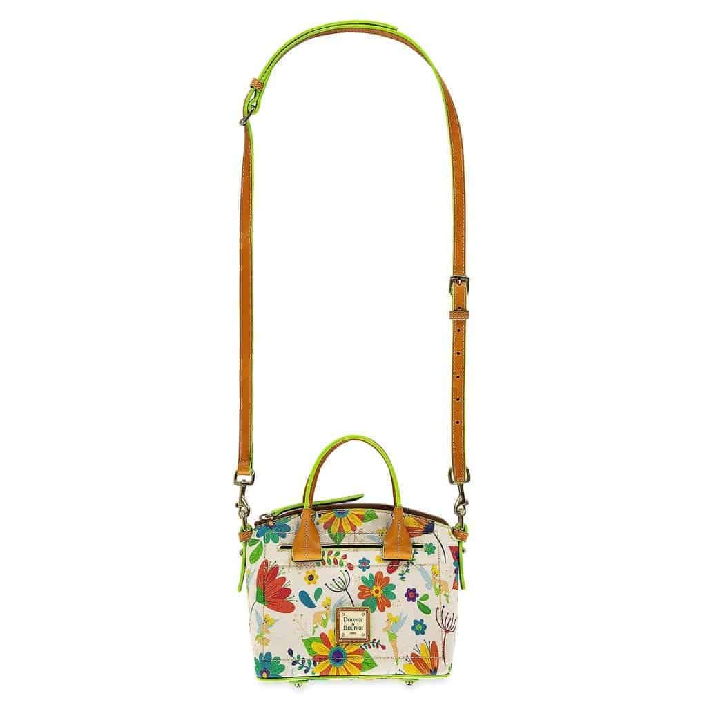 Tinker Bell Flower & Garden 2019 Satchel (strap)