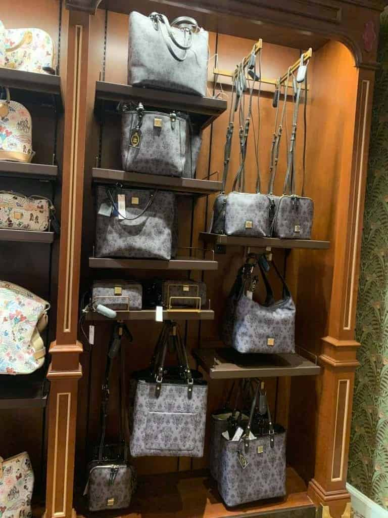 Haunted Mansion Wallpaper 2018 Collection at Uptown Jewelers in Magic Kingdom