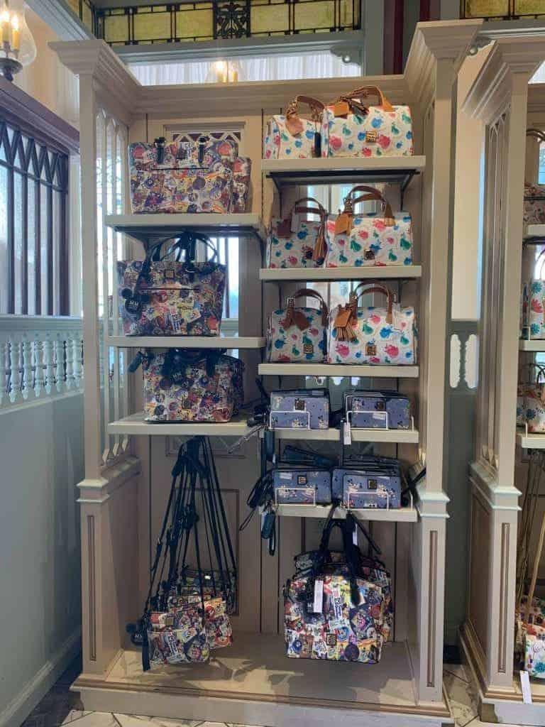 Disney Dooney & Bourke Bags at Uptown Jewelers in Magic Kingdom