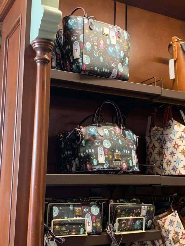 Haunted Mansion Bags at Disney World