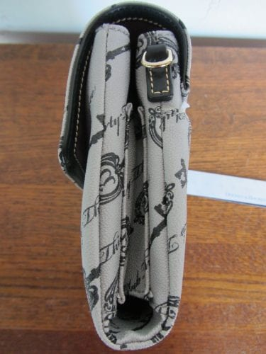 Club 33 Keys Crossbody (side)