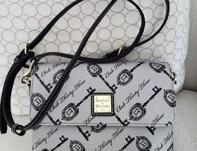 Club 33 Keys Crossbody with strap