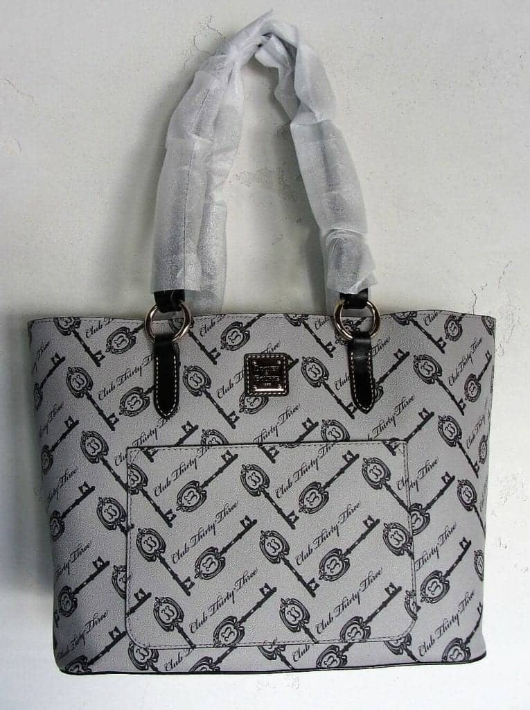 Disney Dooney & Bourke Club 33 Keys Tote