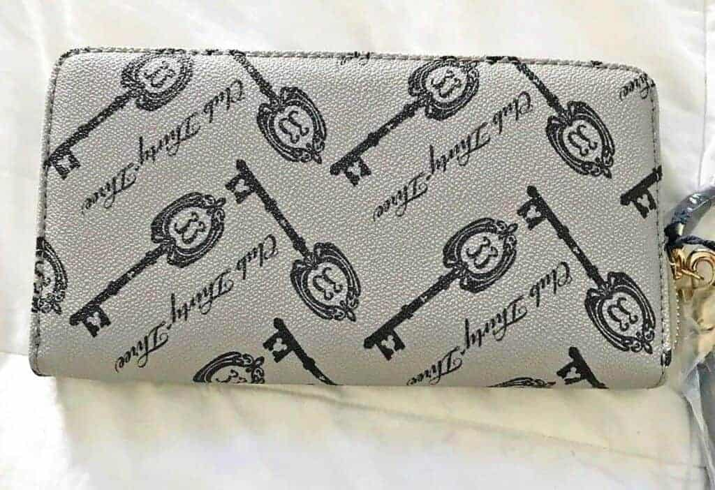 Club 33 Keys Wallet (back)