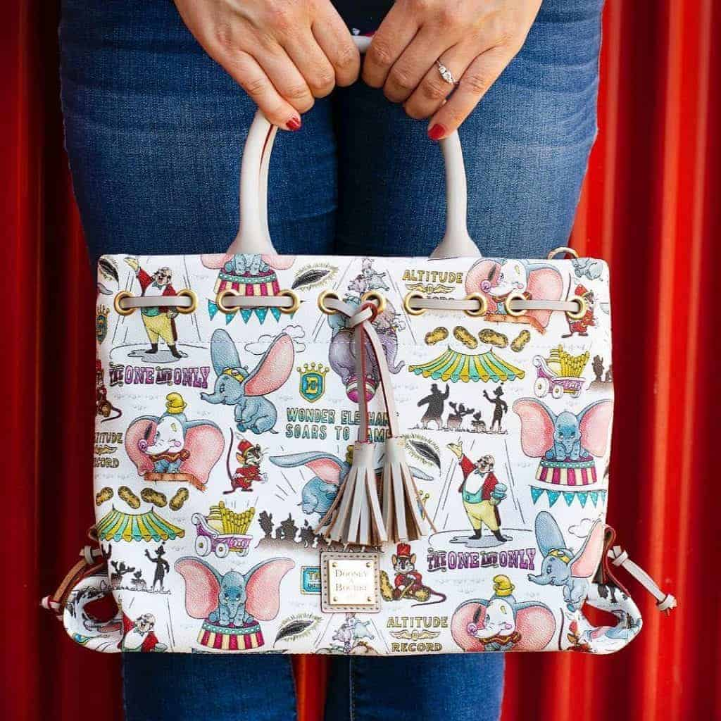 Disney Dooney and Bourke Tassel Tote