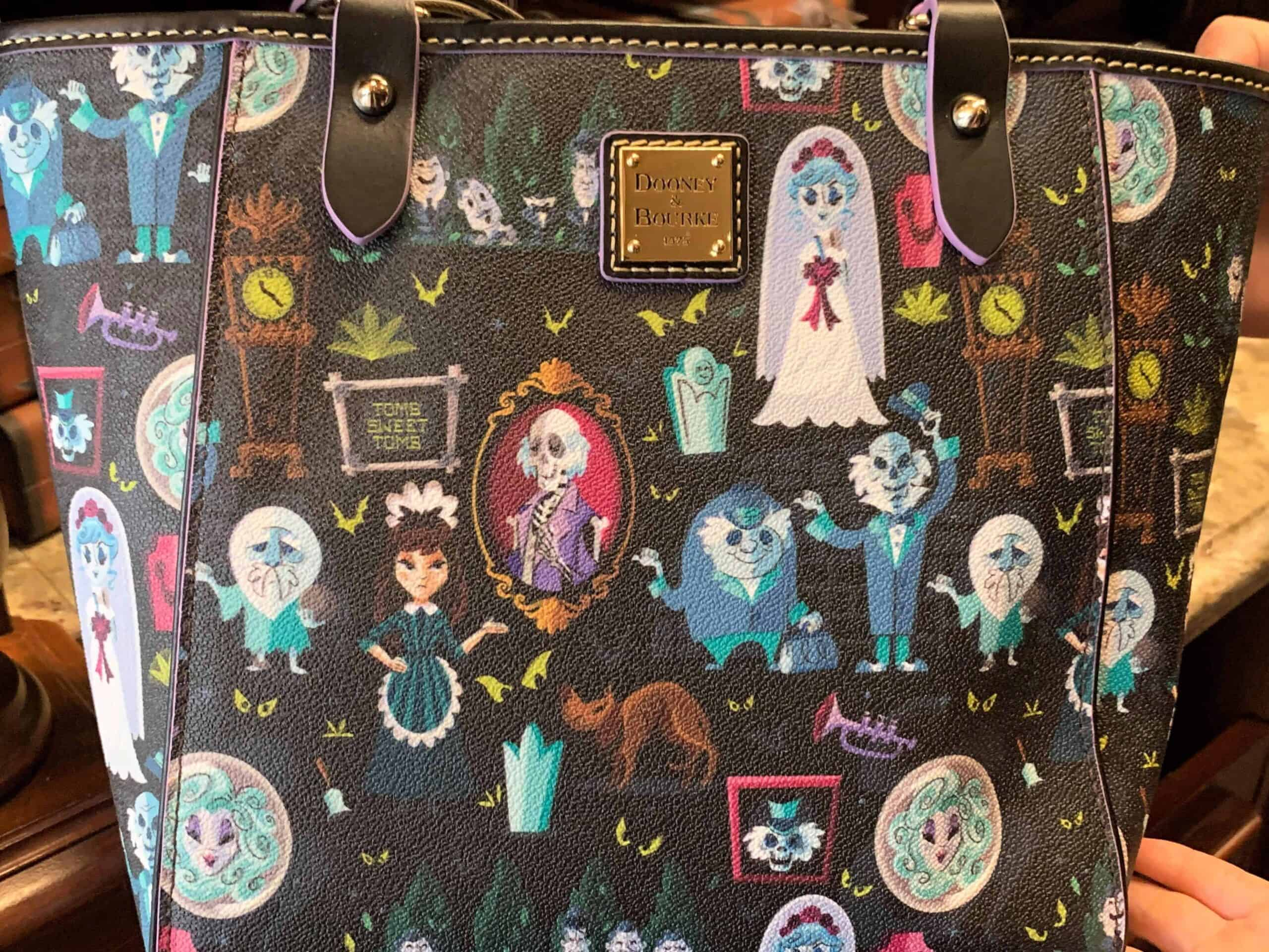 Haunted Mansion 2018 Tote