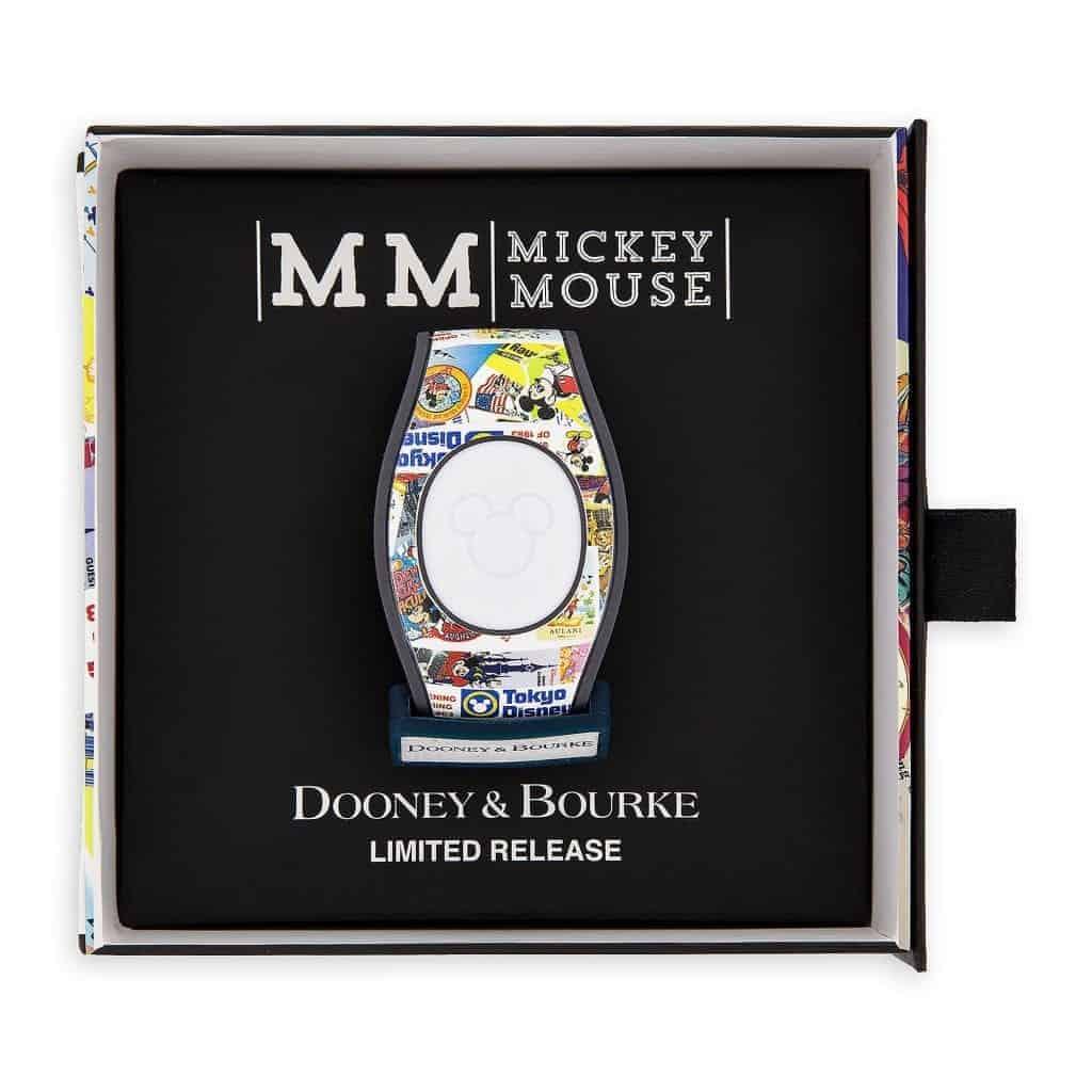 Mickey's Celebration MagicBand (box)