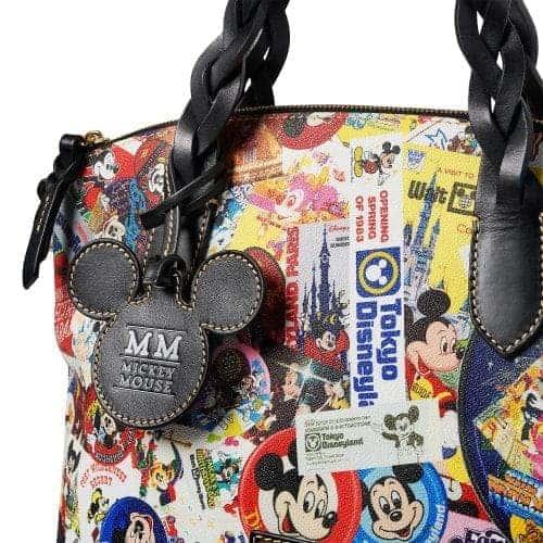 Mickey's Celebration Satchel (hang tag)