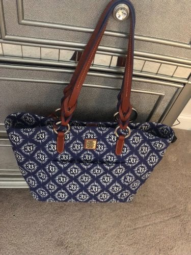 Inaugural Club 33 Walt Disney World Tote (full length)