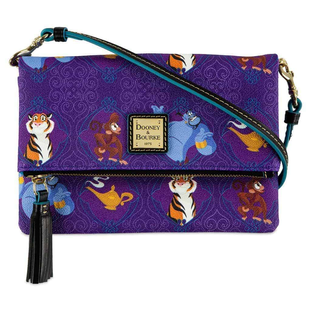 Aladdin Foldover Crossbody by Disney Dooney and Bourke