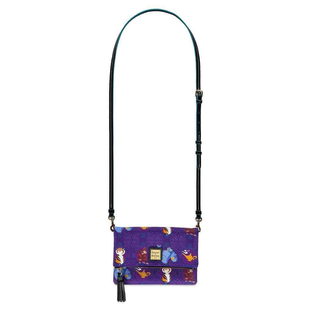 Aladdin Foldover Crossbody (strap)