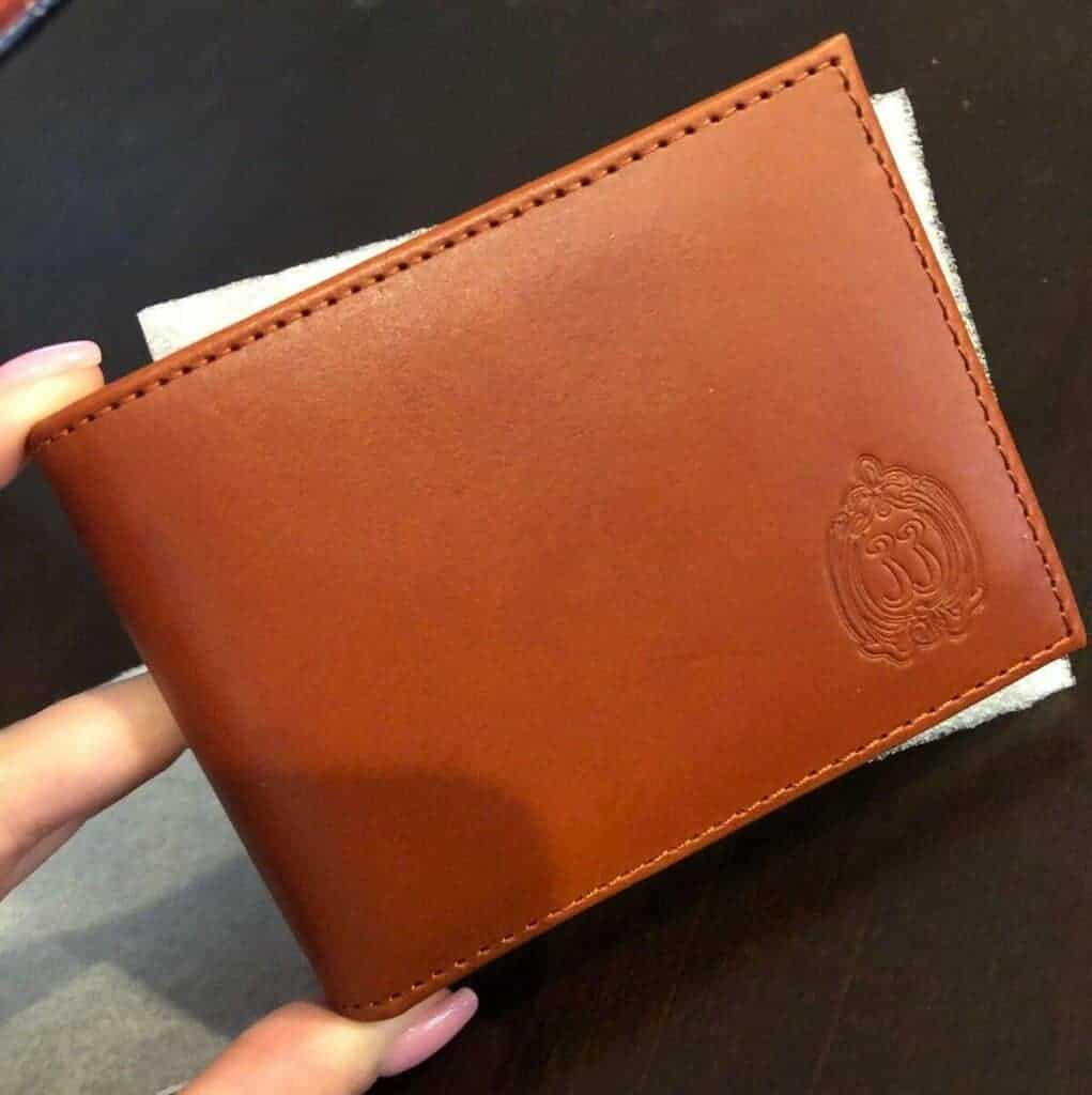 Club 33 Leather Men's Wallet