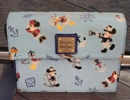 Disney Cruise Line Mickey & Friends 2019 Crossbody