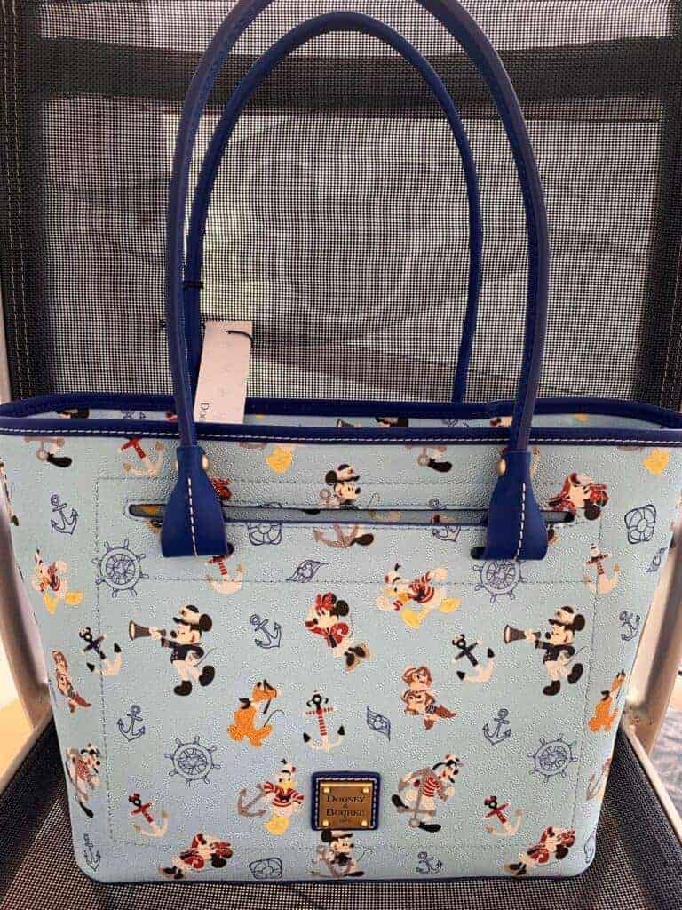 Disney Cruise Line Mickey & Friends 2019 Tote