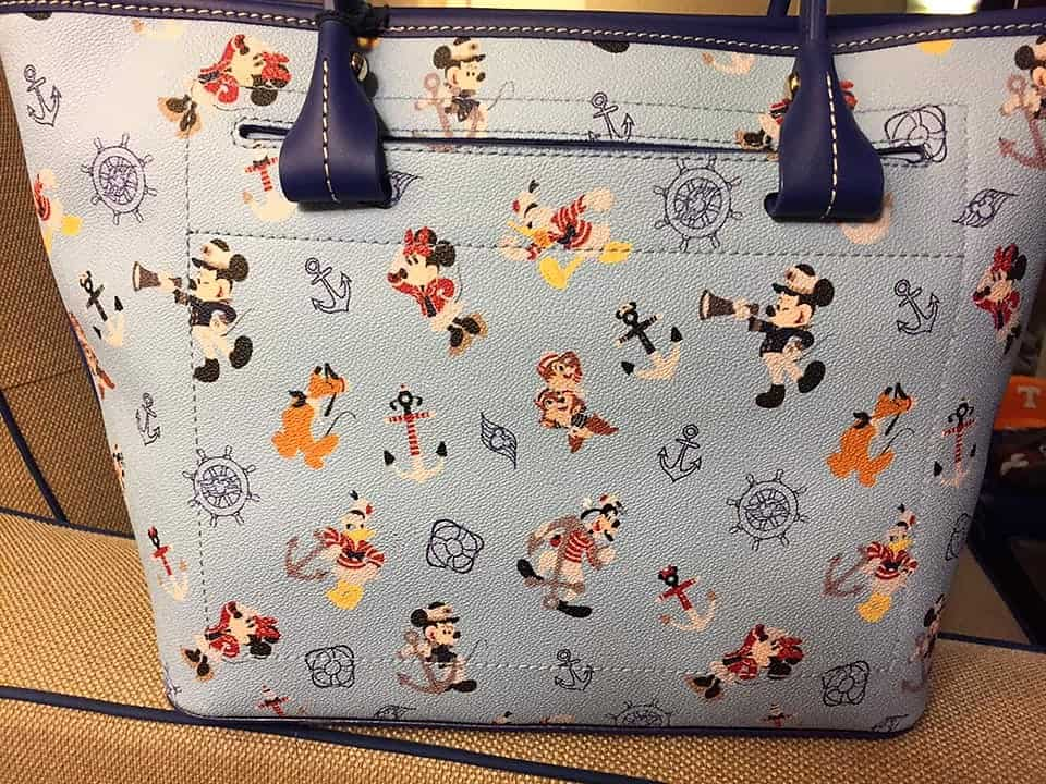 Disney Cruise Line Mickey & Friends 2019 by Disney Dooney & Bourke (back)