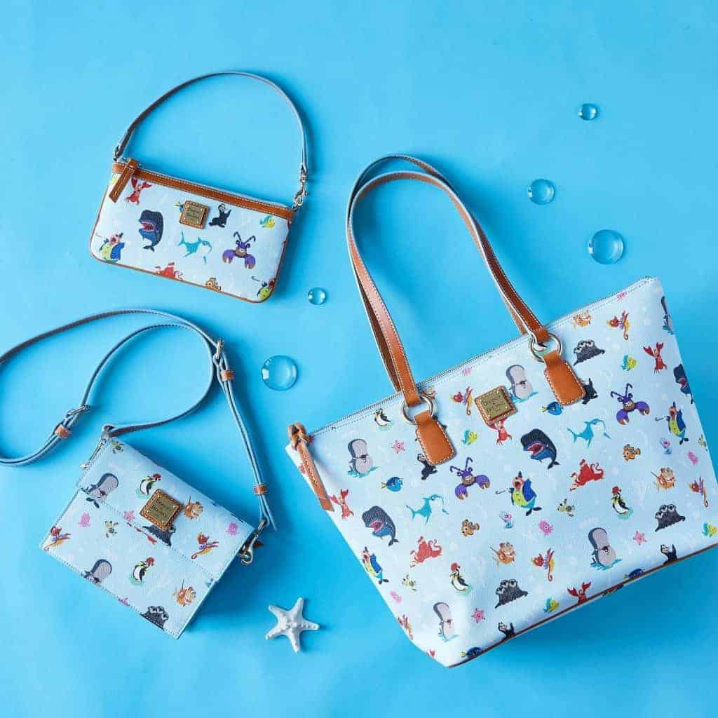Disney Dooney & Bourke Ocean Friends Collection