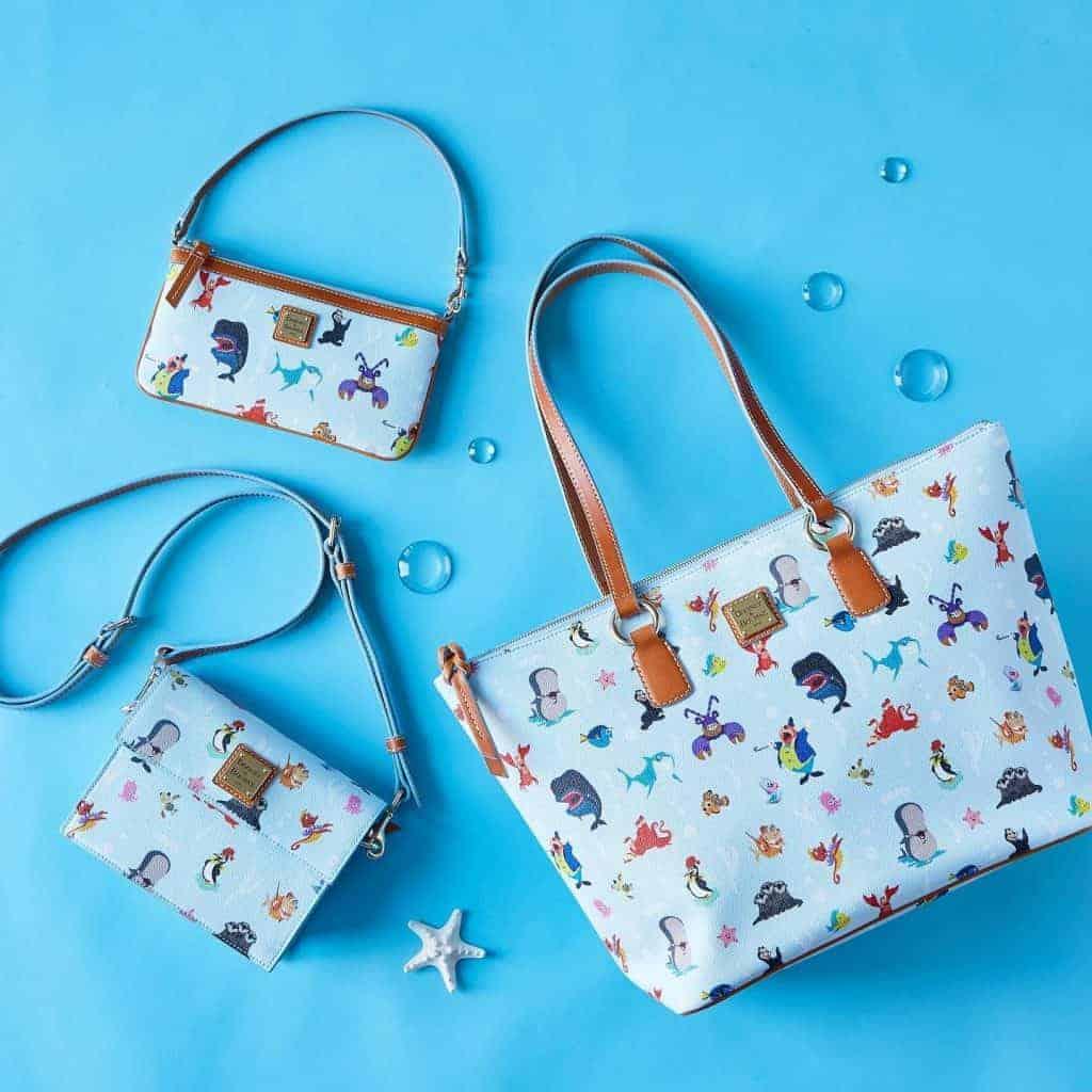Disney Dooney & Bourke Ocean Friends Collection