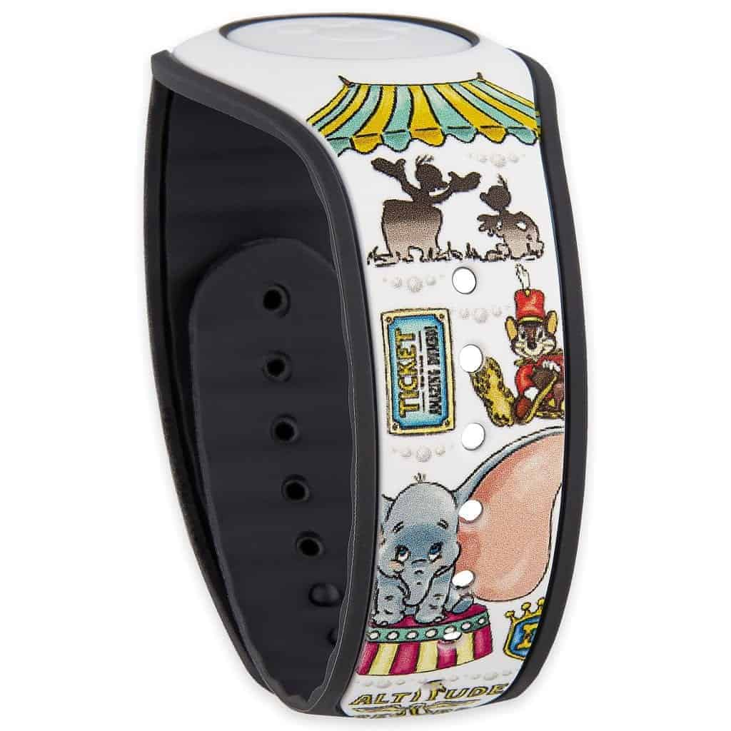 Dumbo 2019 MagicBand (front)