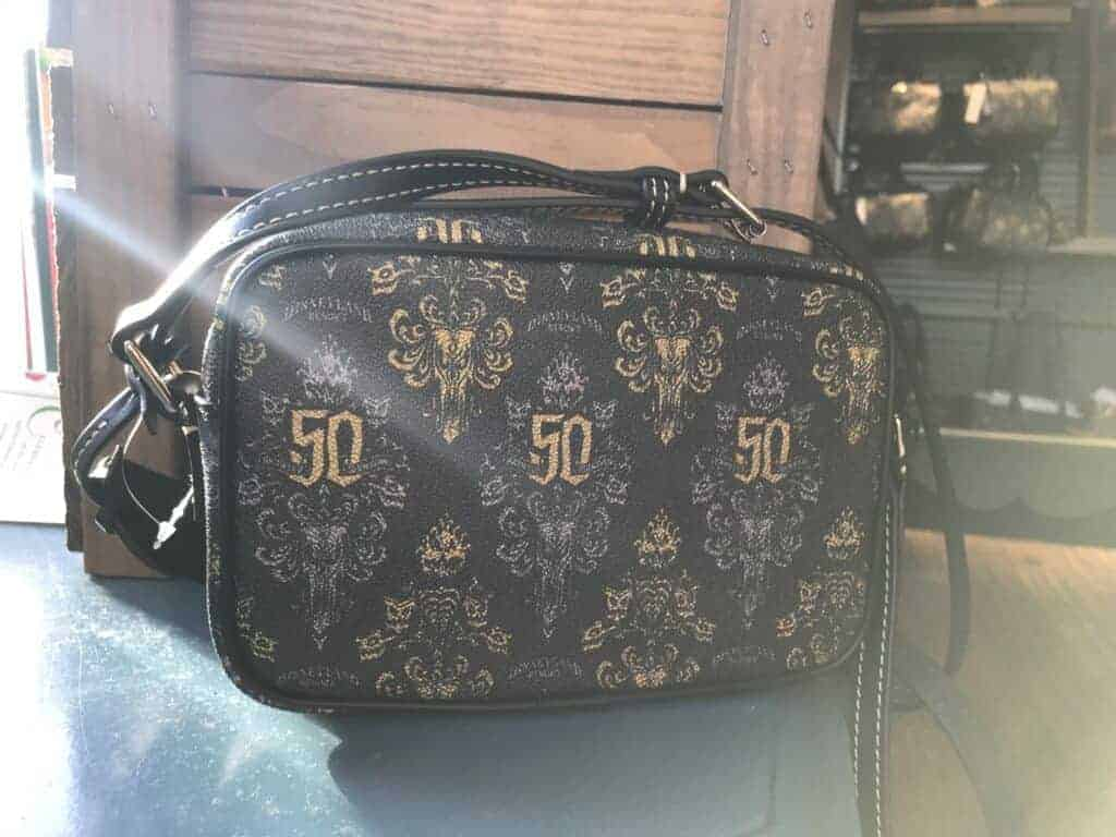 Haunted Mansion 50th Anniversary Crossbody (back)