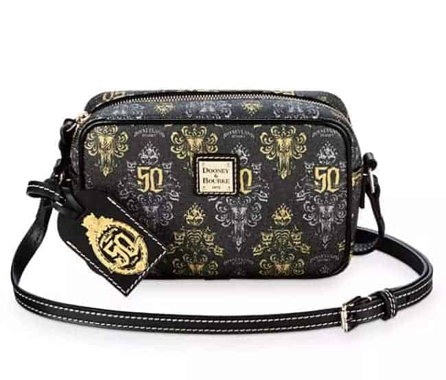Haunted Mansion 50th Anniversary Crossbody by Dooney & Bourke