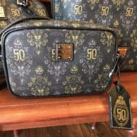 Haunted Mansion 50th Anniversary Disney Dooney And Bourke Crossbody