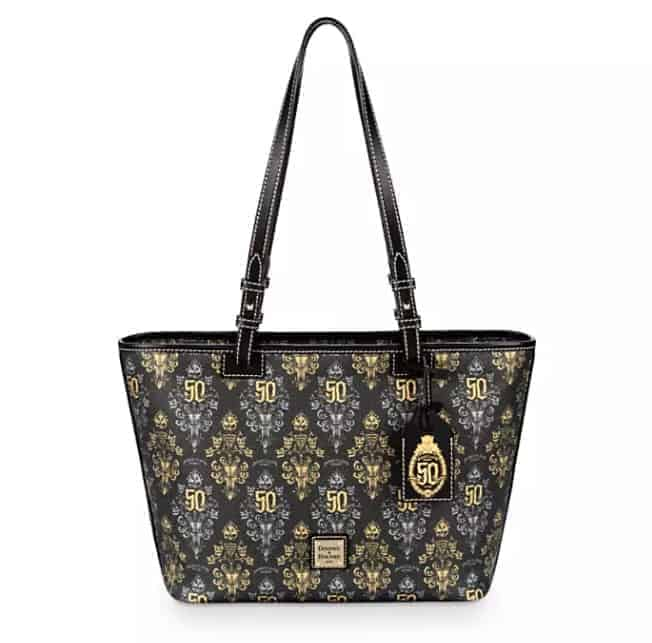 Haunted Mansion 50th Anniversary Tote by Dooney & Bourke