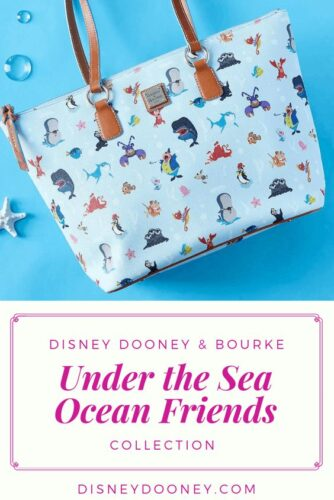 Under the Sea Disney Dooney and Bourke Collection