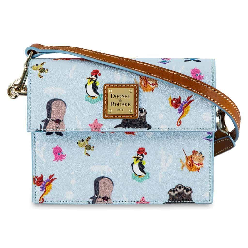 Out to Sea Crossbody by Disney Dooney and Bourke