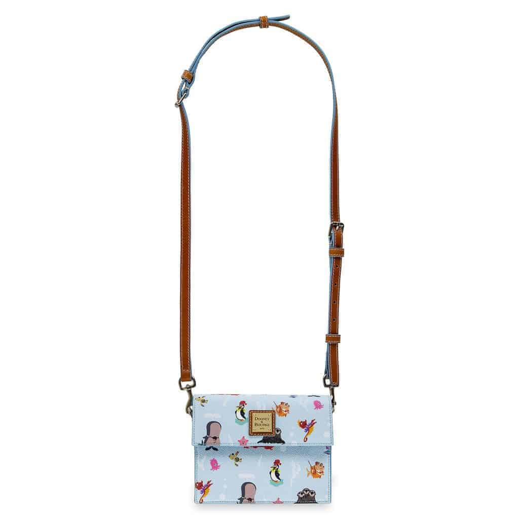Out to Sea Crossbody (strap) by Disney Dooney and Bourke