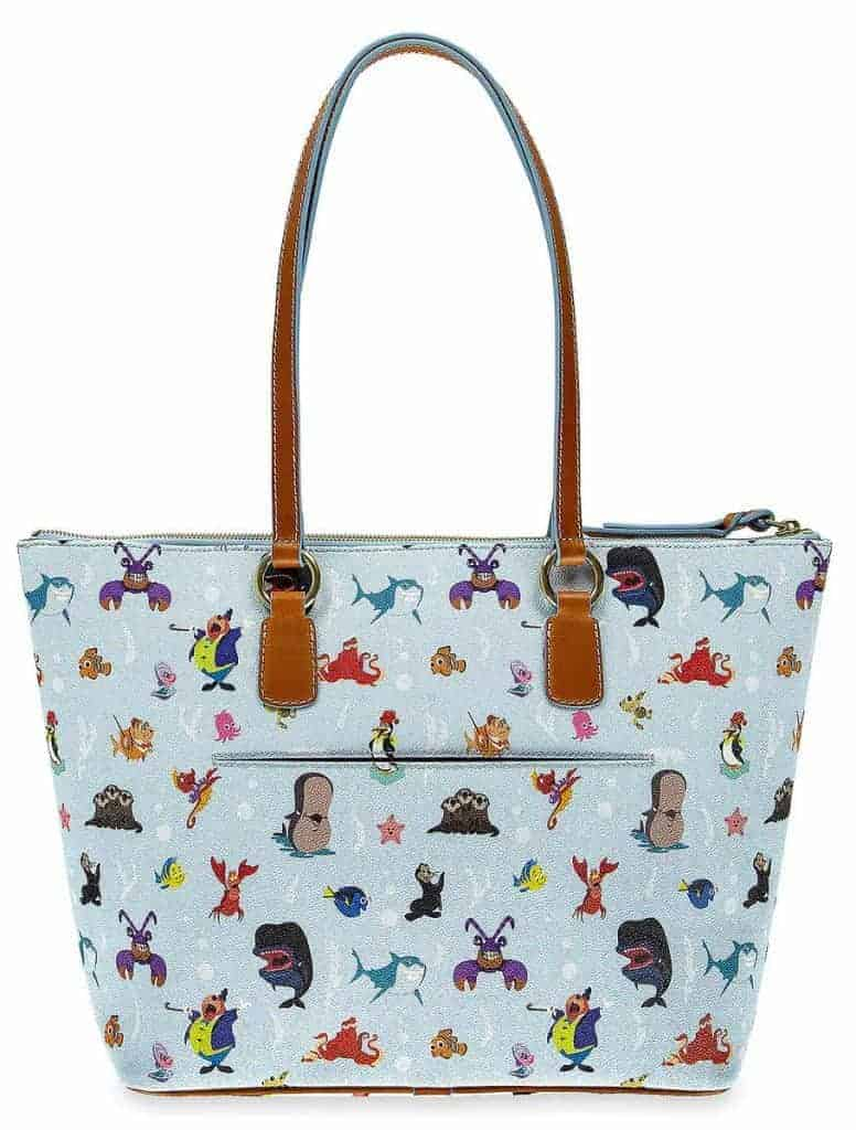 Out to Sea Tote (back)