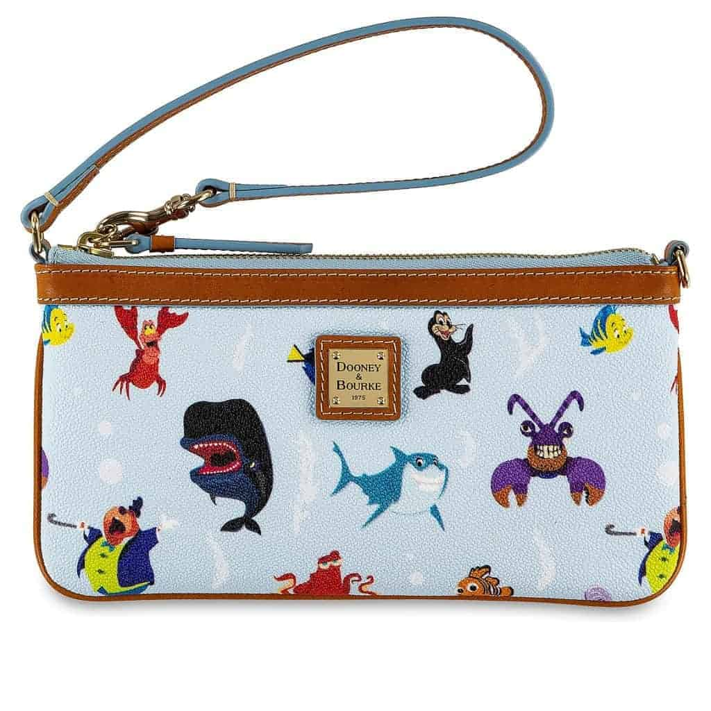 Out to Sea Wristlet by Disney Dooney and Bourke