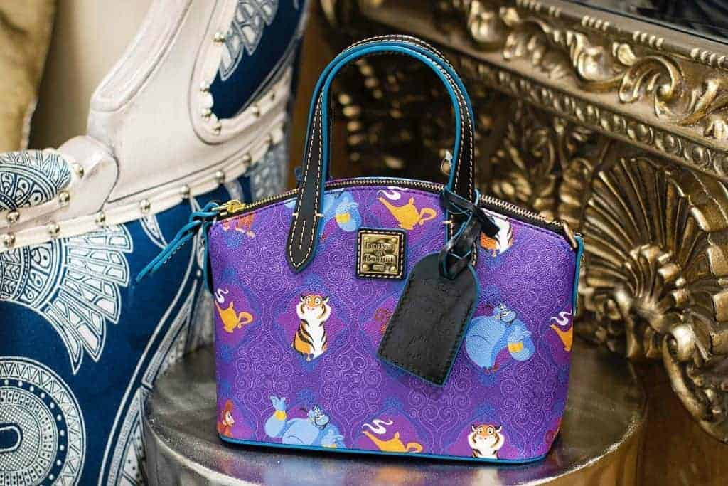 Aladdin Mini Satchel