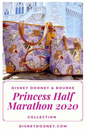 Princess Half Marathon 2020 Collection