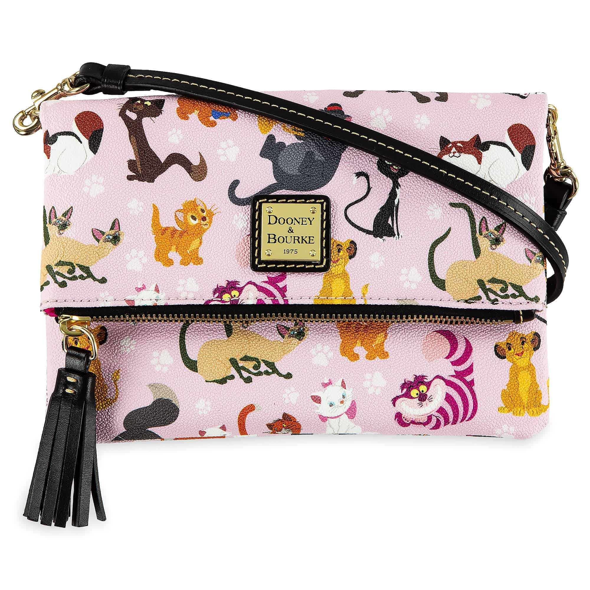 Disney Cats 2019 Crossbody by Dooney and Bourke