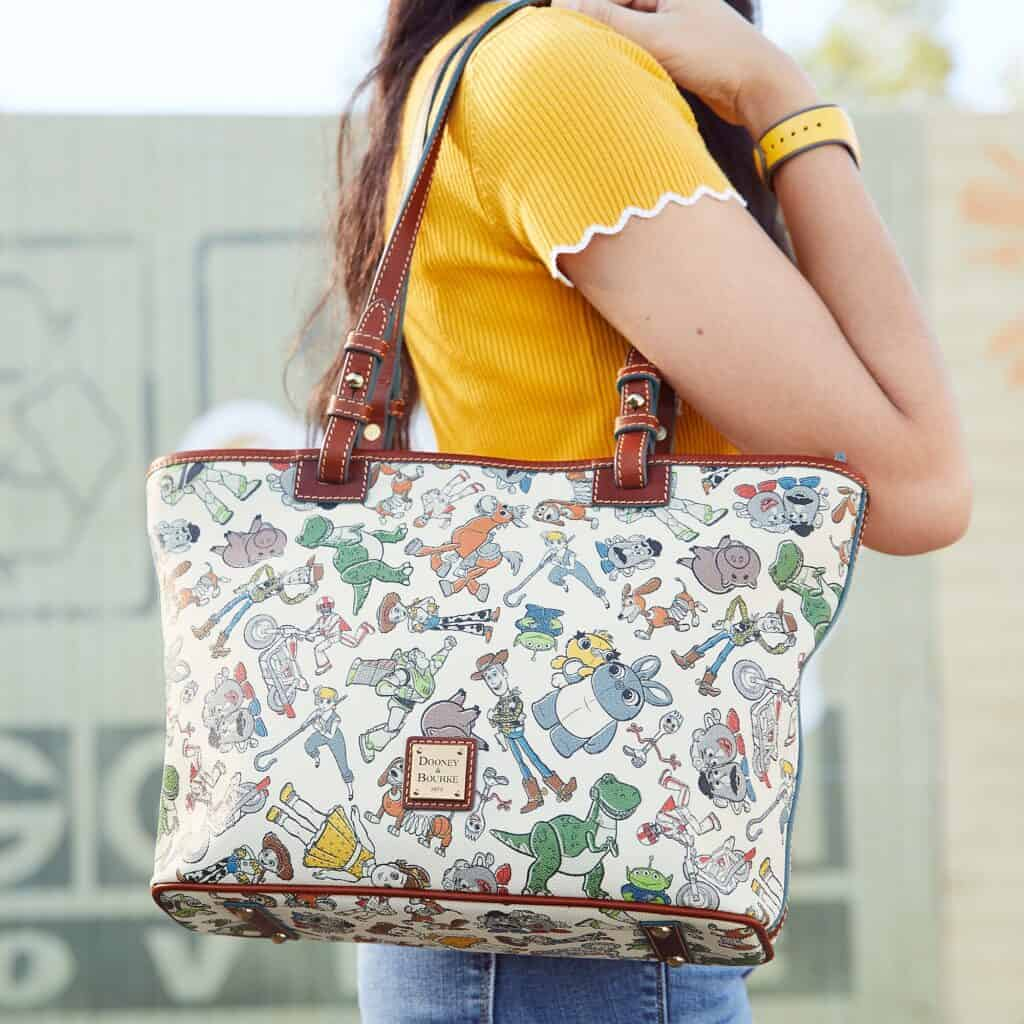 Disney Dooney & Bourke Toy Story 4 Tote